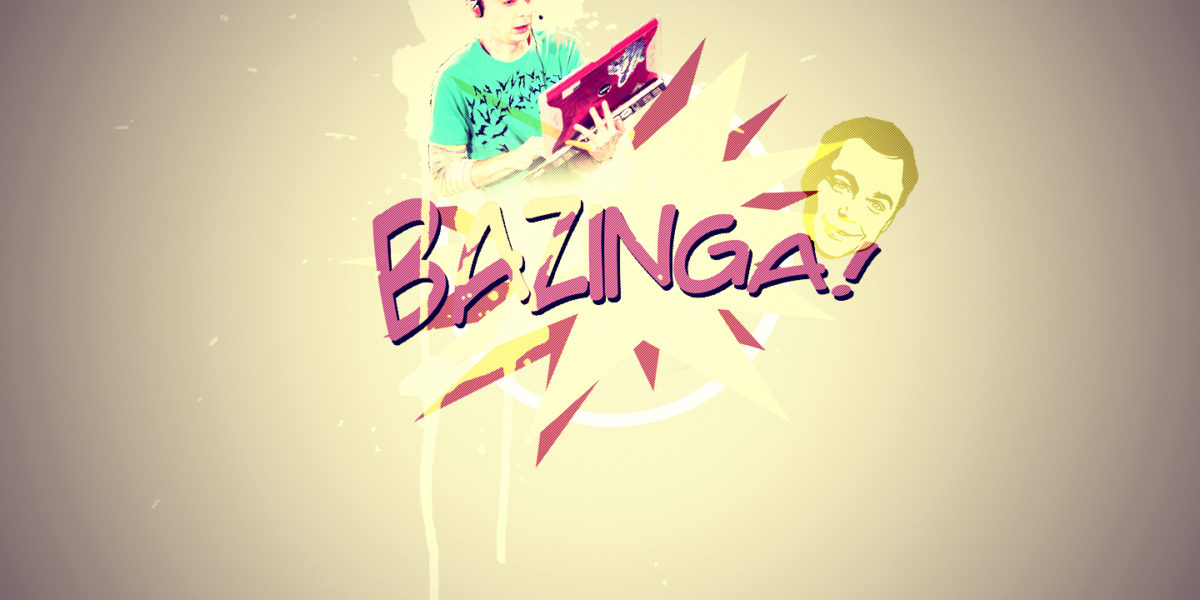 "Mythos: Hat Sheldon Cooper ""BAZINGA"" erfunden? – The Big Bang Theory"