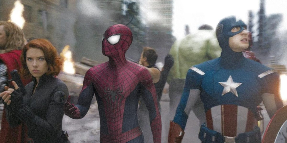 Spider-Man wird Teil des Marvel Cinematic Universe